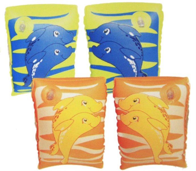 BESTWAY Nafukovací rukávky - Delfíni