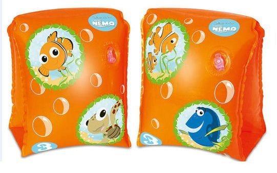 Nafukovací rukávky Hledá se Nemo, 3-6 let