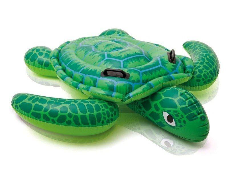 INTEX Nafukovací želva s držadly - vodní vozidlo