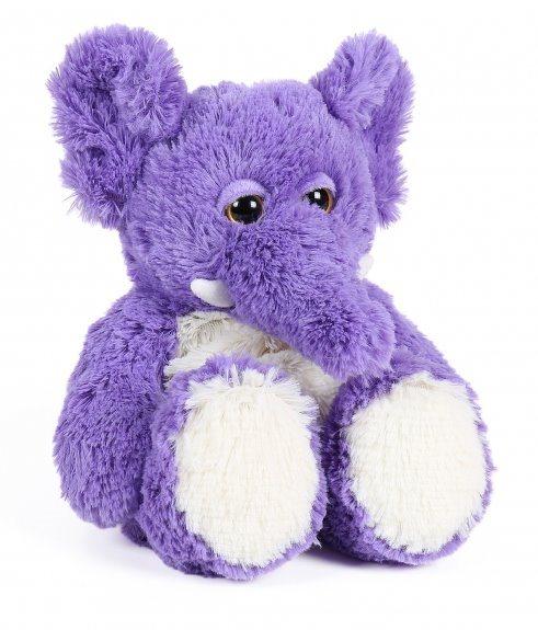 ALBI Nahřívací slon fialový