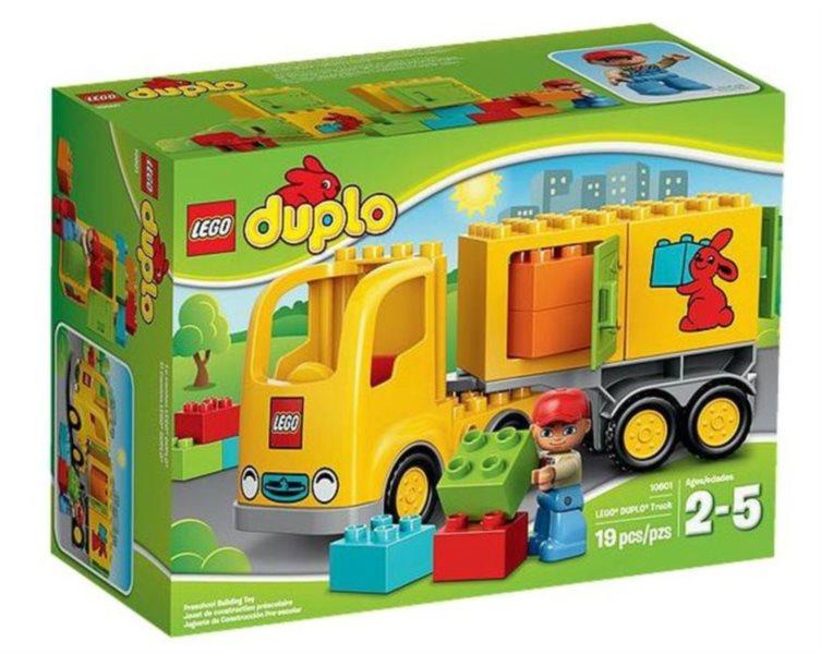 Stavebnice DUPLO® 10601 náklaďák