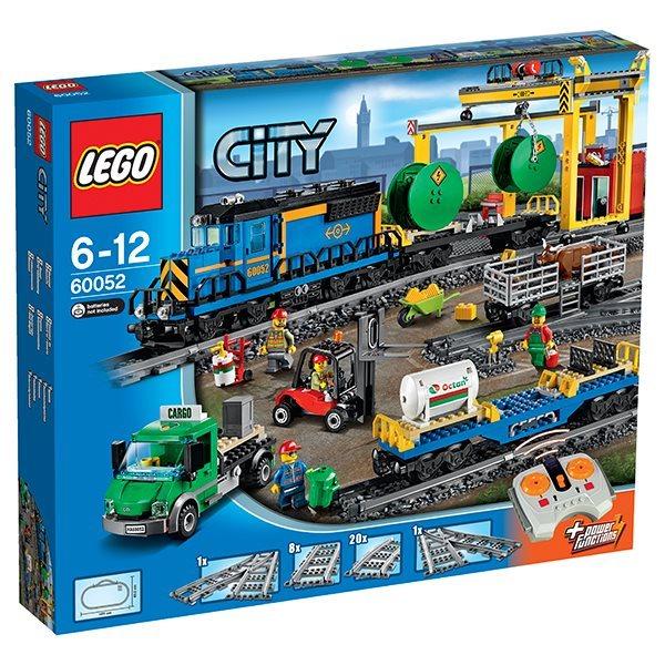 LEGO® 60052 - Nákladní vlak LEGO City