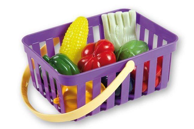 ANDRONI Nákupní košík se zeleninou (mix)