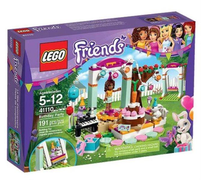 Stavebnice LEGO® Friends 41110 Narozeninová oslava