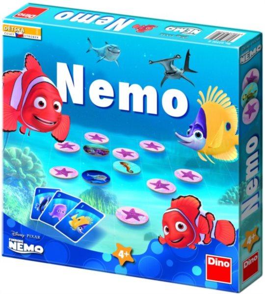 Desková hra Nemo, DINO