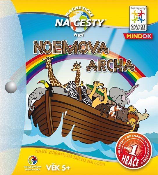 Magnetická logická hra Noemova archa, MINDOK