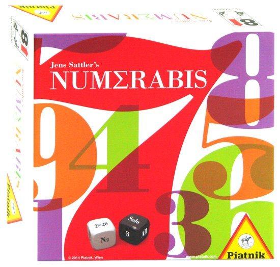 Numerabis PIATNIK 608896