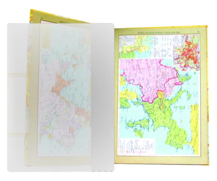 OXYBAG Obal na atlas světa