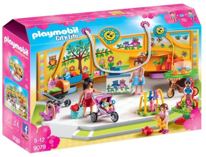 PLAYMOBIL Obchod s potřebami pro miminka 9079