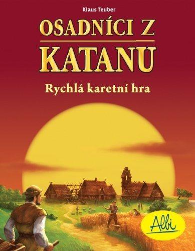 Osadníci z Katanu - Rychlá karetní hra, ALBI