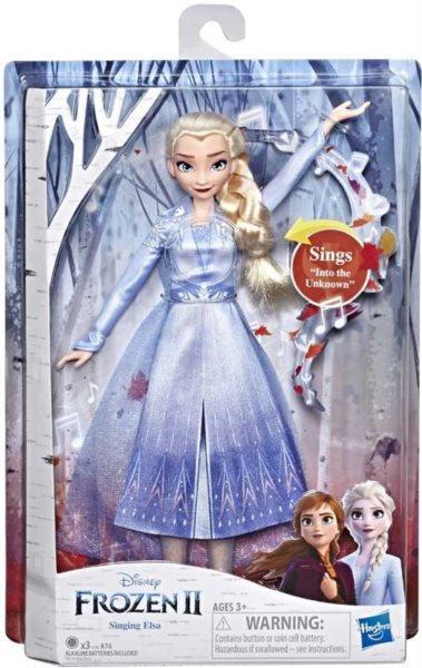 HASBRO Ledové království 2 Zpívající Elsa
