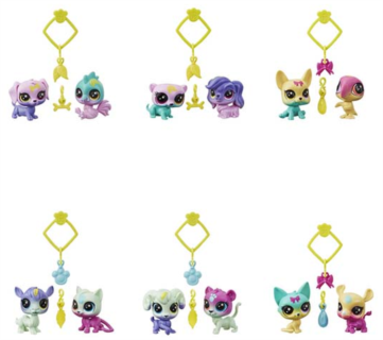 Hasbro Littlest Pet Shop LPS Balení magických zvířátek