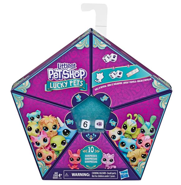 Hasbro Littlest Pet Shop LPS Magická zvířátka multibalení