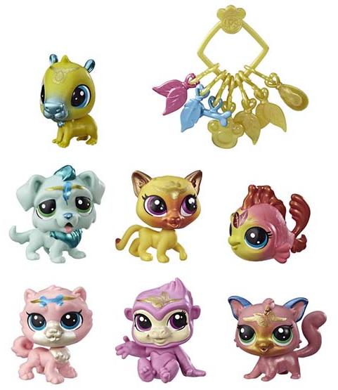 Hasbro Littlest Pet Shop LPS Práskací magické zvířatko