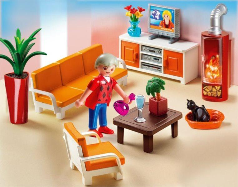 Playmobil 5332 Obývák