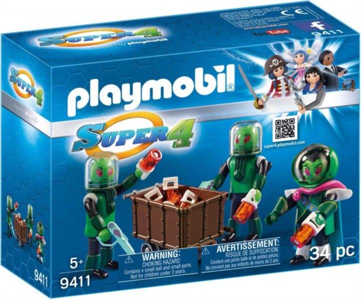 PLAYMOBIL Obyvatelé Sykronie 9411