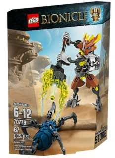 Stavebnice LEGO® Bionicle 70779 Ochránce kamene