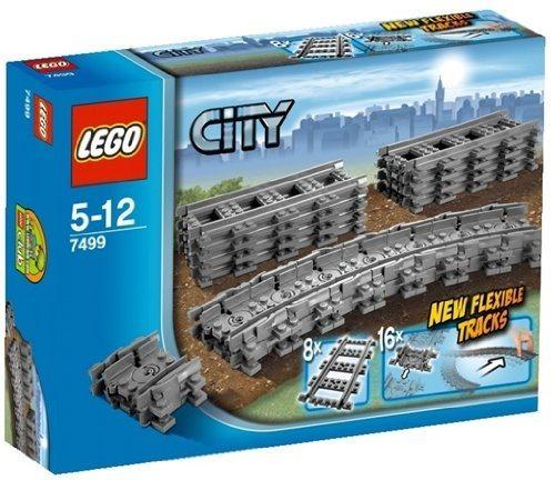 Stavebnice LEGO® City 7499 Ohebné koleje