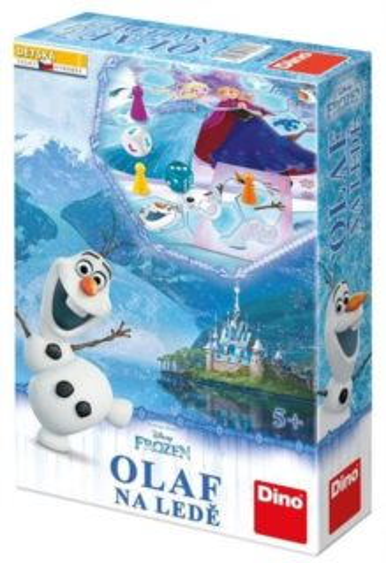 DINO Dětská hra - Olaf na ledě