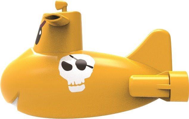 MAC TOYS Oranžová ponorka