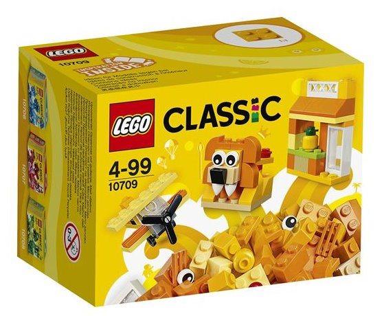 Oranžový kreativní box LEGO® 10709