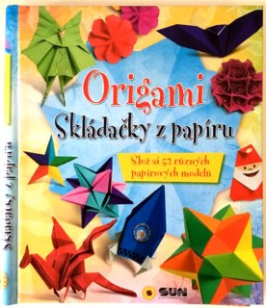 Kniha: Origami - Skládačky z papíru, Nakladatelství SUN