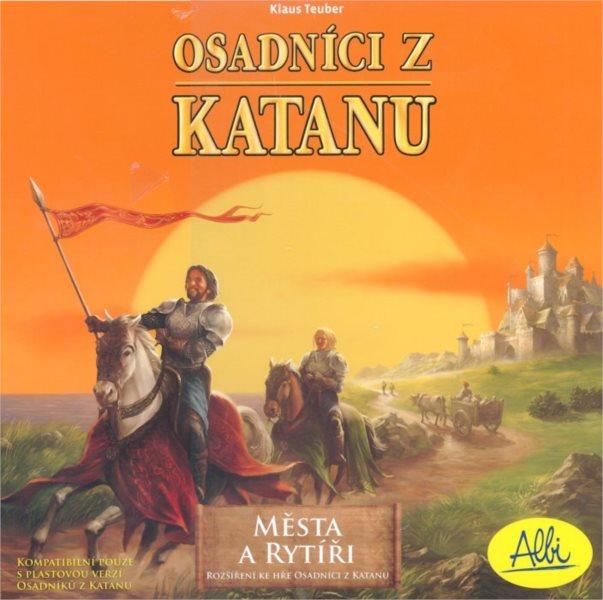 Desková hra Osadníci z Katanu: Města a rytíři (rozšíření), ALBI