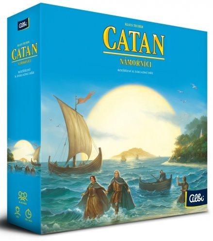Desková hra Osadníci z Katanu: Námořníci (rozšíření), ALBI