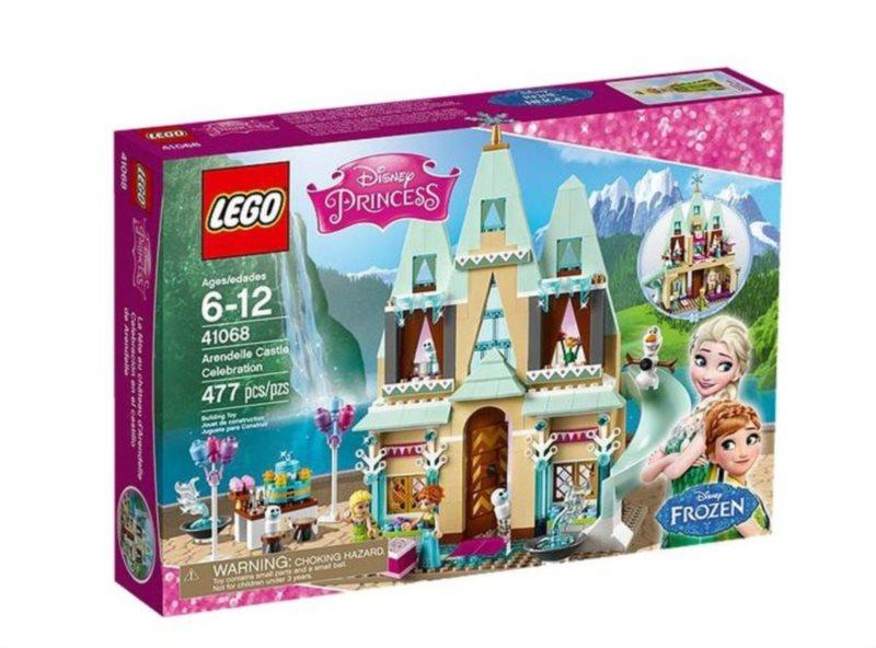 LEGO® Disney Princess 41068 Oslava na hradě Arendelle