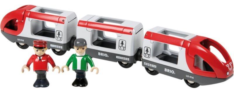 BRIO 33505 Osobní vlak s vagóny