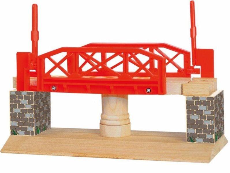 WOODY, Otáčecí most
