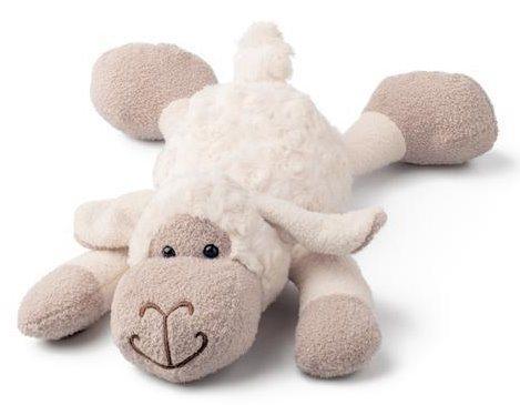 Ovečka Olivia - zahřívací polštářek s levandulí