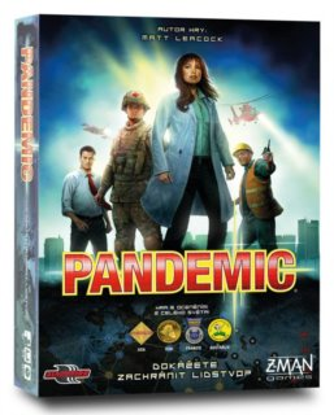 BLACKFIRE Pandemic