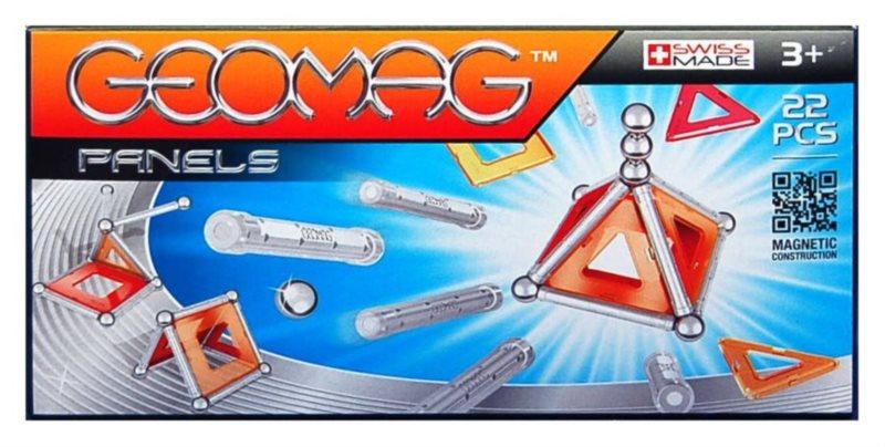Magnetická stavebnice GEOMAG - Panels 22 dílků
