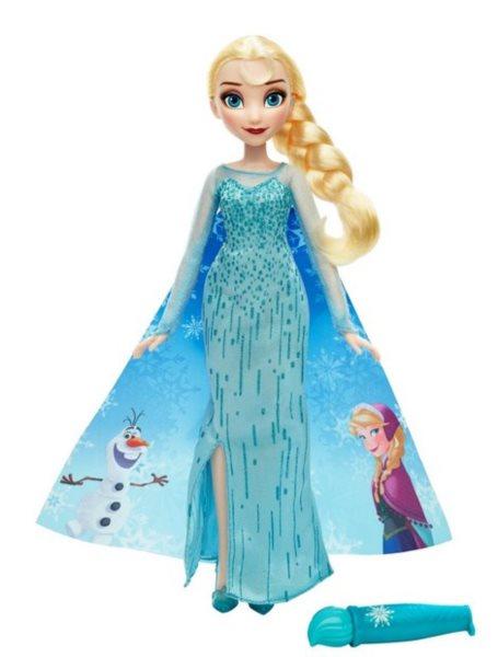 Panenka Elsa s vybarvovací sukní