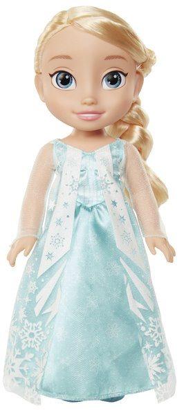Panenka Elsa v zimních šatech 35 cm