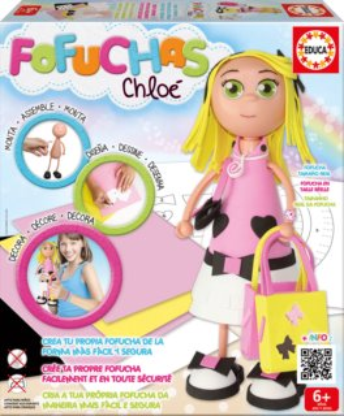 Panenka Fofucha - Chloé B, EDUCA