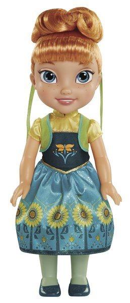 Panenka Anna v jarních šatech 35 cm