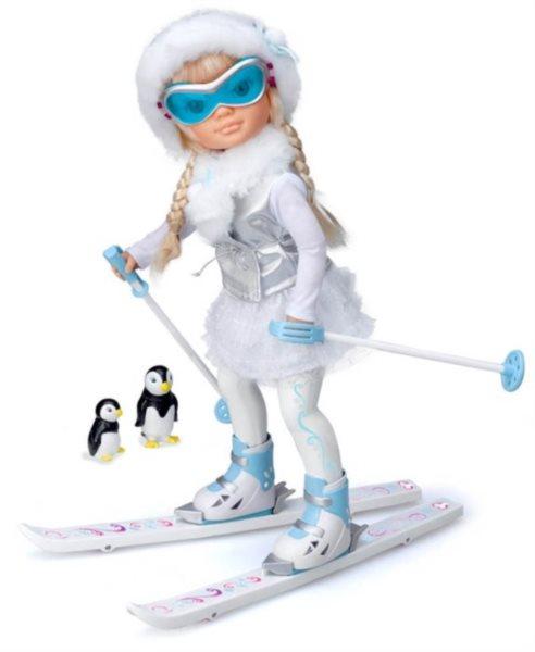 FAMOSA Panenka Nancy - lyžařka