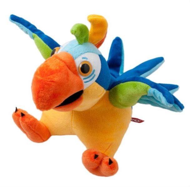 Papoušek Oskar