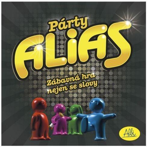 Zábavná hra Párty Alias, ALBI