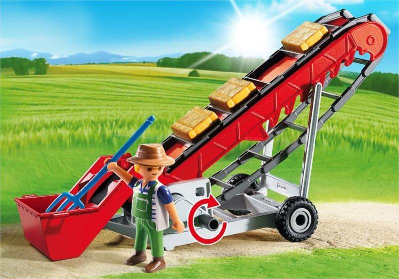 Playmobil 6132 Pásový dopravník