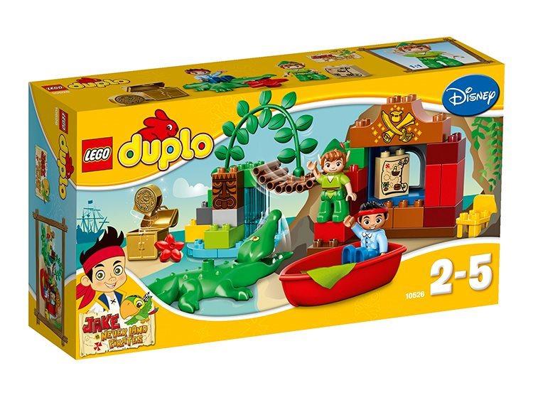 Stavebnice DUPLO® 10526 Peter Pan přichází