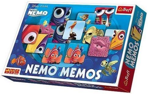 Pexeso Hledá se Nemo TREFL