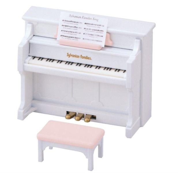 Sylvanian Families 2950 Piano se židličkou