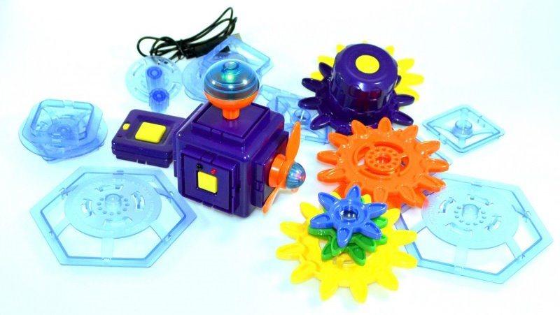 Magnetická stavebnice MAGFORMERS Pikant Power Gear 23 dílků