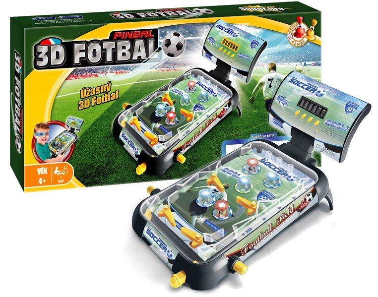 Pinbal 3D Fotbal, STUDO,TOP GAMES