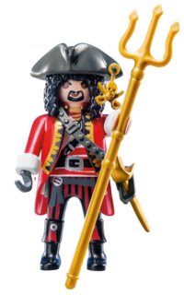 Pirát s trojzubcem 9146