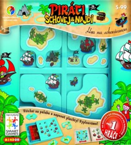 Logická hra Piráti, MINDOK