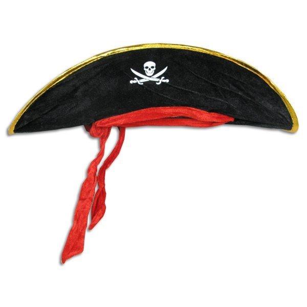 Dětský kostým Pirátská čepice, MADE